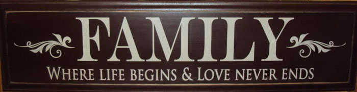 framily-wall-plaque